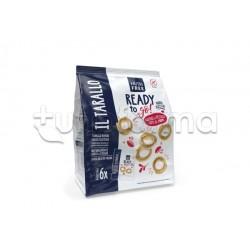 Nutrifree Il Tarallo Snack Salato Senza Glutine 6 Monoporzioni da 30g