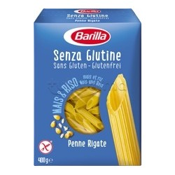 Barilla Pasta Penne Rigate Senza Glutine 400g