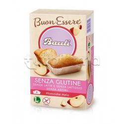 Bauli Plumcake alla Mela Senza Glutine 4 Pezzi