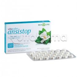 Vitacalm Ansistop Integratore Rilassante 60 Compresse