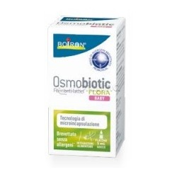 Boiron Osmobiotic Flora Baby Integratore con Fermenti Lattici 5ml