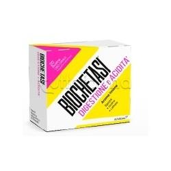 Biochetasi Digestione e Acidità per Digestione 20 Bustine