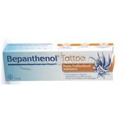 Bepanthenol Tattoo Pasta per i Tatuaggi 100g