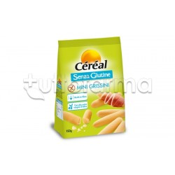 Cereal Mini Grissini Senza Glutine 150g