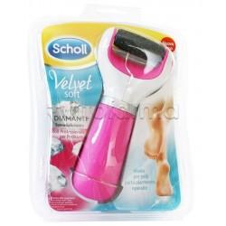 Dr Scholl Velvet Soft Roll Rullo Rosa Pelli Ispessite 1 Pezzo