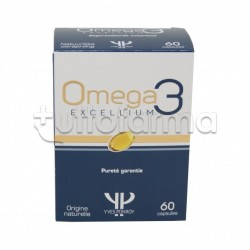 Omega 3 Excellium 60 Capsule