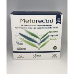 Aboca Metarecod per Sindrome Metabolica 40 Bustine