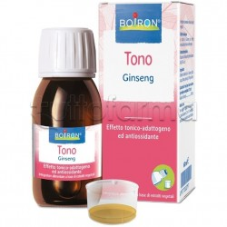 Boiron Ginseng Antiossidante Estratto Idroalcolico 60ml
