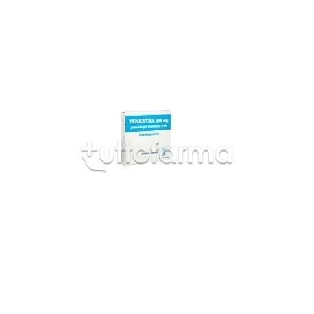 Fenextra Granulato 12 Bustine 200 Mg Antinfiammatorio Ed Antidolorifico