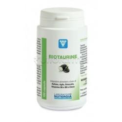 Nutergia Biotaurine Integratore Depurativo 100 Capsule