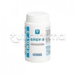 Nutergia Ergy 3 Integratorecon Omega 3 60 Capsule