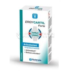 Nutergia Ergycartil Forte Integratore con Vitamina C 15 Bustine