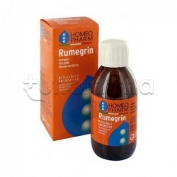 Homeopharm Rumegrin Sciroppo Omeopatico 150ml