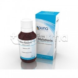 Guna Melatonin 6CH Medicinale Omeopatico in Gocce 30ml