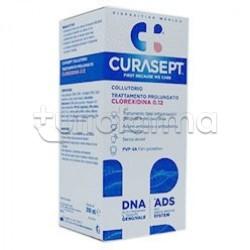 Curasept ADS Collutorio 0,12% Clorexidina 200 ml