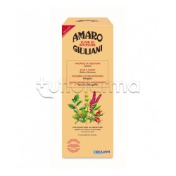 Amaro Giuliani Elisir di Benessere Digestivo Depurativo 300ml
