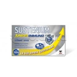 Sustenium Immuno Junior Integratore per Difese Immunitarie Bambini 14 Bustine
