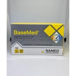 Named Basemed Integratore con Sali Minerali Alcalinizzanti 120 Compresse