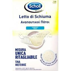 Dr. Scholl's Letto di Schiuma Sottopiede In Schiuma di Lattice 1 Paio
