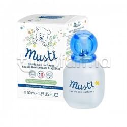 Mustela Musti Acqua Profumata Senza Alcool per Bebè 50ml