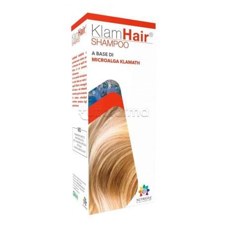 Nutrigea KlamHair Shampoo Antiforfora 200ml