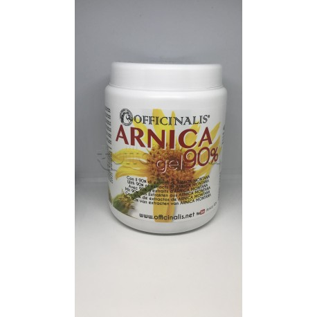 Arnica Gel 90% Veterinario per Muscoli e Tendini dei Cavalli 1Kg/1L