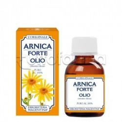 Erboristeria Magentina Olio Puro Arnica Forte 50 ml