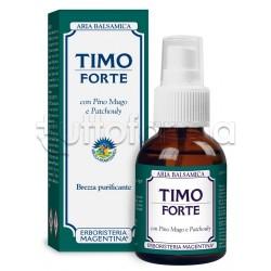 Erboristeria Magentina Timo Forte Aria Balsamica 50ml