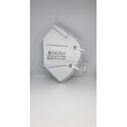 Mascherina Filtrante FFP2 con Grafene Certificata CE 2 Pezzi