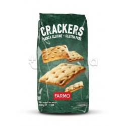 Farmo Crackers Senza Glutine 200g