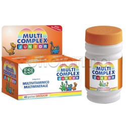 Esi Multicomplex Junior Vitamine e Minerali 42 Tavolette