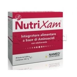 Nutrixam Integratore Alimentare di Aminoacidi 28 Bustine