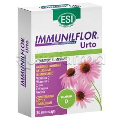 Esi Immunilflor Urto Integratore per Sistema Immunitario 30 Capsule