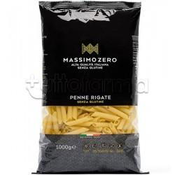 Massimo Zero Penne Rigate Pasta Senza Glutine 1 Kg