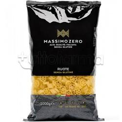 Massimo Zero Ruote Pasta Senza Glutine 1Kg