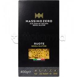 Massimo Zero Ruote Pasta Senza Glutine 400g