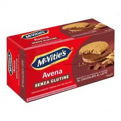 McVitie's Avena e Cioccolato Senza Glutine 150g