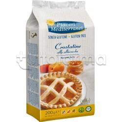 Piaceri Mediterranei Crostatina all'Albicocca Senza Glutine 4X50g