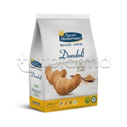 Piaceri Mediterranei Dondoli Senza Glutine 200g