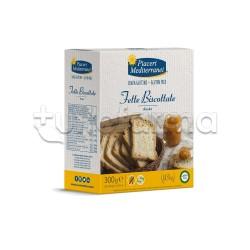 Piaceri Mediterranei Fette Biscottate Monodose Senza Glutine 300g