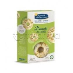 Piaceri Mediterranei Donuts ai Pistacchi Senza Glutine 90g