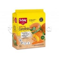 Schar Carrotinis Merendine Senza Glutine 200g