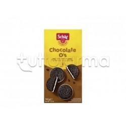 Schar Chocolate O's Biscotti Senza Glutine 165g