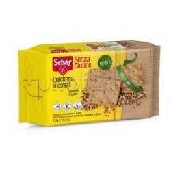 Schar Crackers ai Cereali Senza Glutine 6X35g