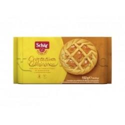 Schar Crostatina all'Albicocca Senza Glutine 4X38g