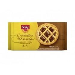 Schar Crostatina alla Nocciola Senza Glutine 4X38g