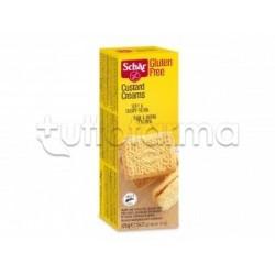 Schar Custard Cream Senza Glutine125g