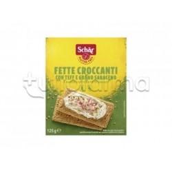 Schar Fette Croccanti con Teff e Grano Saraceno Senza Glutine 125g