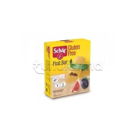 Schar Fruit Bar Senza Glutine 125g