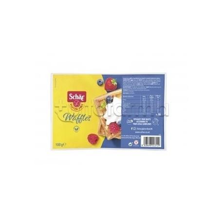 Schar Gaufre Soft Waffles Senza Glutine 100g